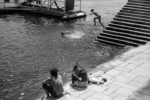 A Lazy Hot Day | by Adam Bonn