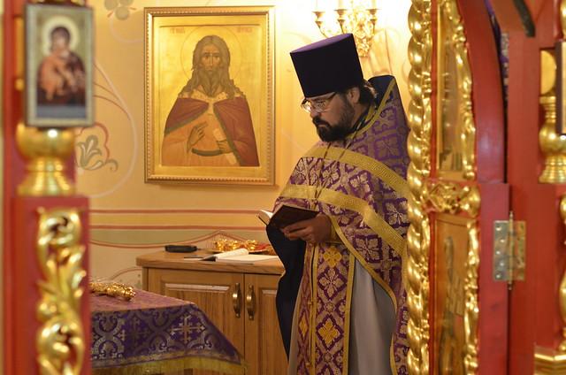 Епископ Домодедовский Иоанн посетил Патриаршее подворье в г. Ялте