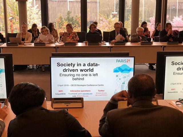 PARIS21 Annual Meetings 2019