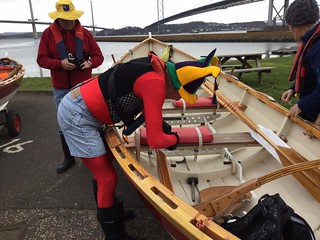 April Fools row 2019 | by Queensferry Rowing Club