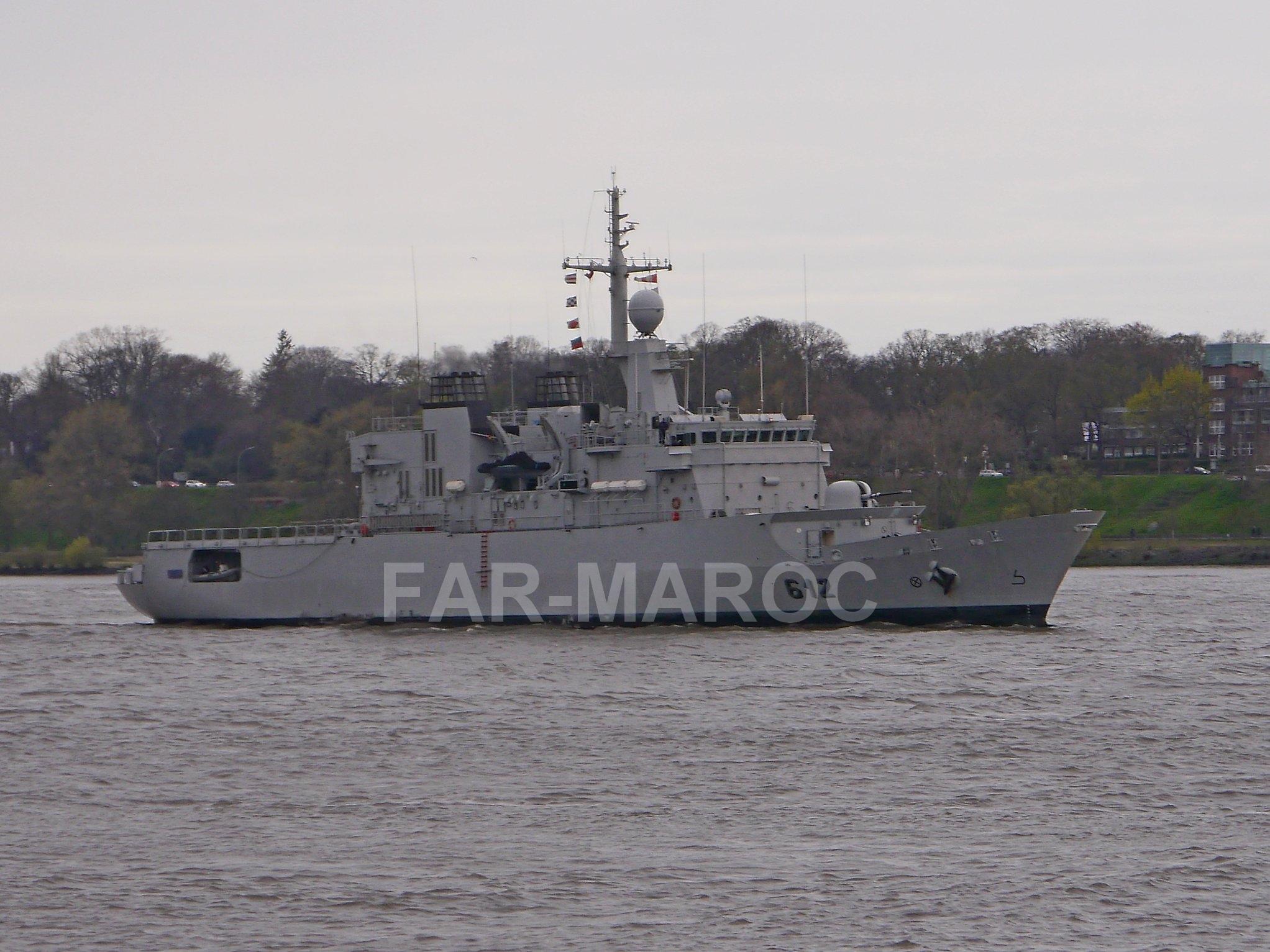 Royal Moroccan Navy Floréal Frigates / Frégates Floréal Marocaines - Page 14 47541785232_36a91b2253_o