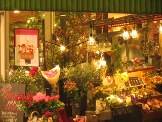 Flower Shop in La Qua | by walking.biking.japan