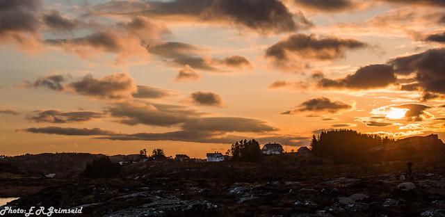 Sunset , Golta