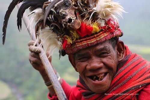Elder Tujndagi of Banaue Rice Terraces | by Traveling Morion
