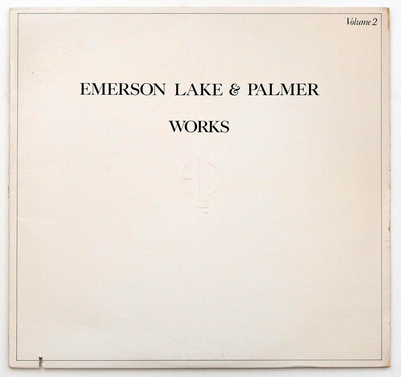 A0710 EMERSON LAKE & PALMER Works Volume 2