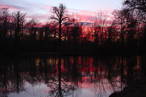 schlossgartenschwetzingen sunset sonnenuntergang coucherdusoleil reflexion reflections