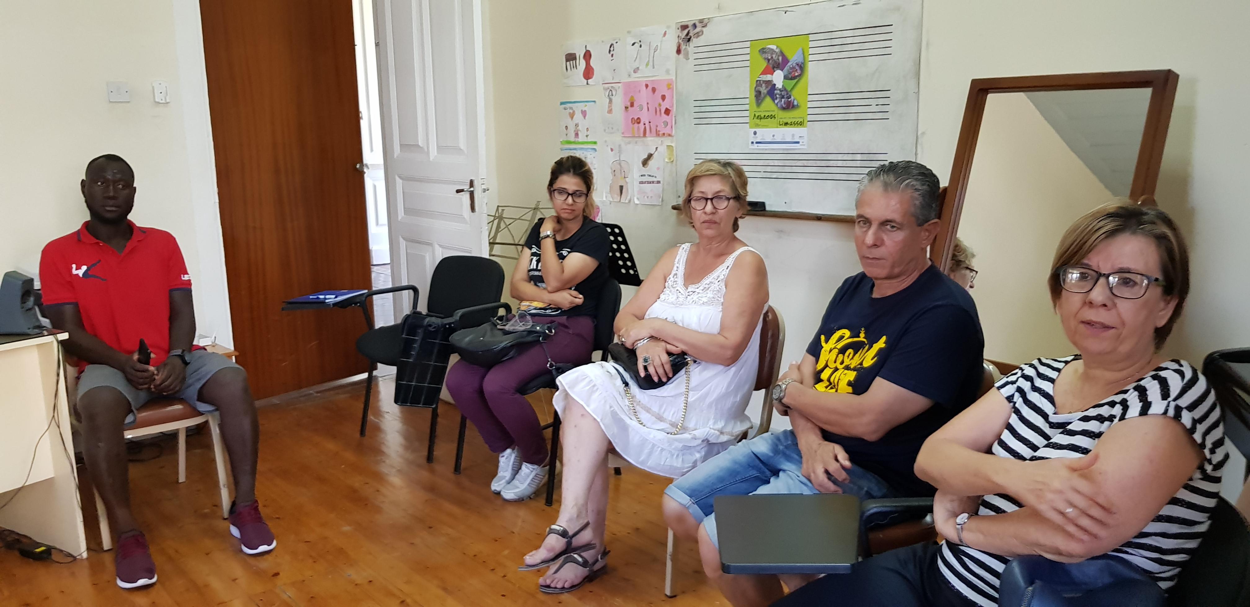 Συναντήσεις Διαπολιτισμικού Συμβουλίου – Δήμος Λεμεσού