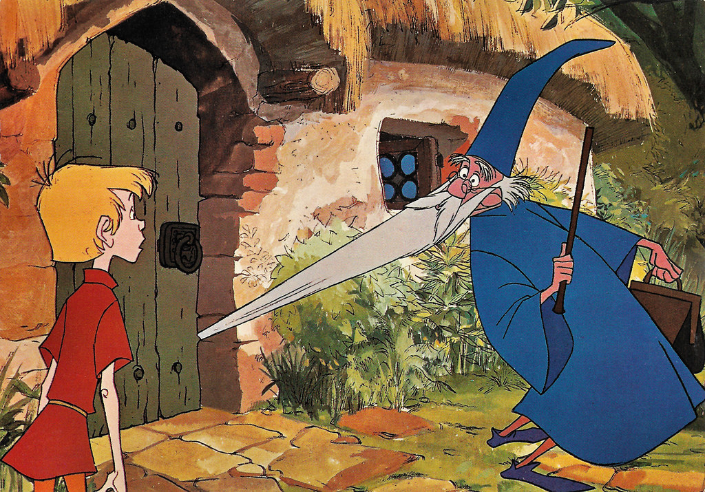 The Sword in the Stone (1963) - a photo on Flickriver