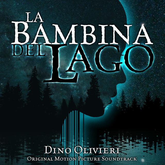 La Bambina Del Lago - Original Motion Picture Soundtrack by Dino Olivieri - Artwork