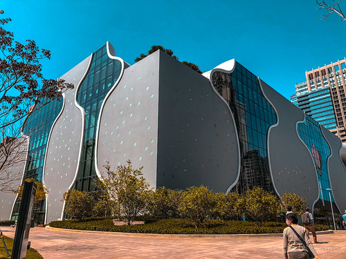 National Taichung Theater | by TheViewDeck