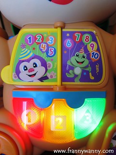 fisher price 8 | by frannywanny