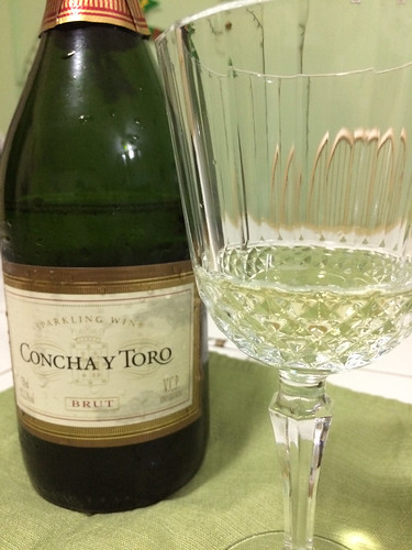 Concha y Toro brut | by WineAndCheeseFriday
