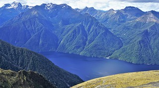 Lake Te Anau (South Fiord) & Murchison Mountains | by Jose Luiz Gonzalez