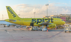 Spirit A319 (SDQ)