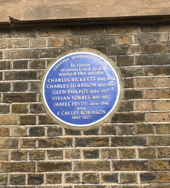 Most names on a blue plaque?