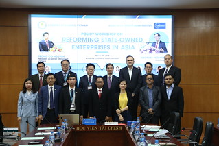 Policy Workshop on Reforming State-Owned Enterprises in Asia | by ADB Institute