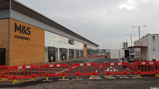 New M&S opening March 2019.   by Robbob2010