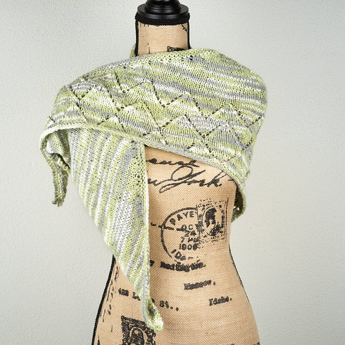 Lace Scarf | by Winterbound