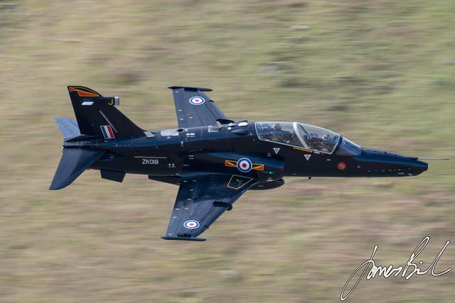 Hawk T2 ZK019 through Dunmail Raise