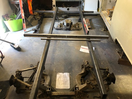Chassis build   by Duke of Boots1966