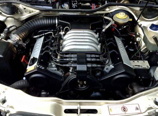 1995 AUDI 100 Quattro V6 Engine