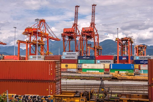 Container Terminal - Vancouver | by MikoFox ⌘ Reject Fear, Go Outdoors, Live Healthy
