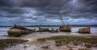 The Boat's Graveyard | by Mark Seton
