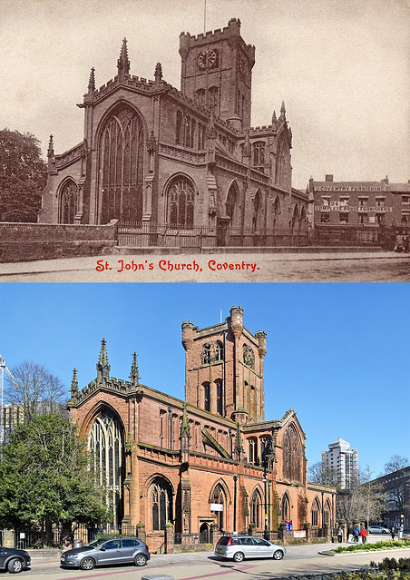 St John the Baptist Church, Coventry