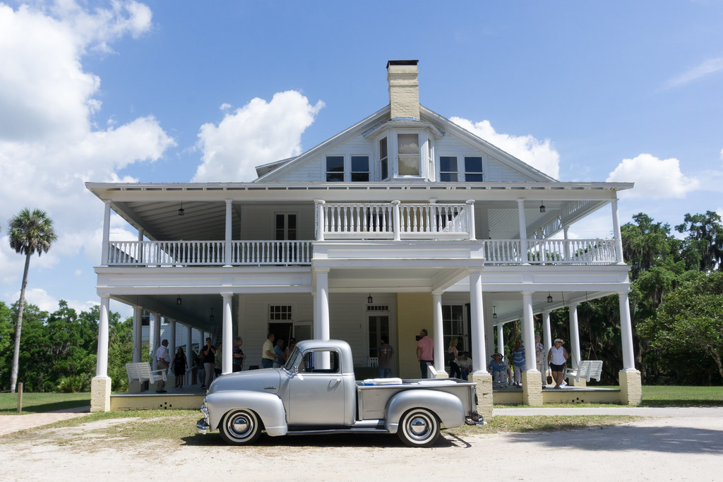 Chinsegut Hill Bloggers Retreat in Brooksville, Fla, March 2019.