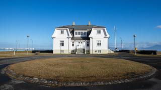 Hofdi (Höfði) House | by Cebanu Ghenadie
