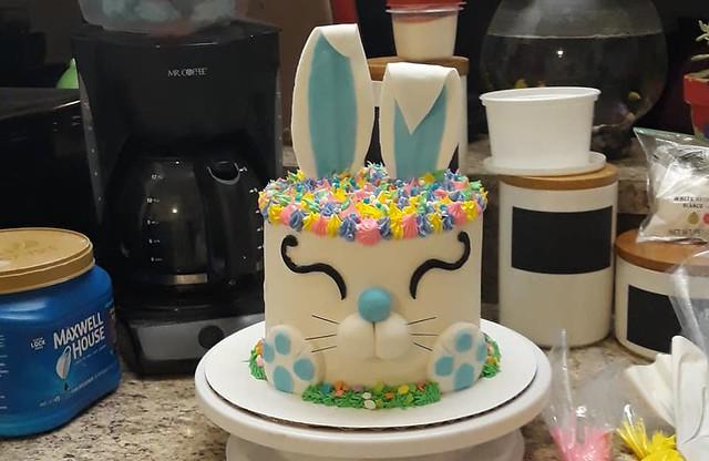 Cake by Rachel Ann's Custom Cakes