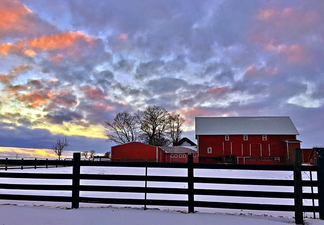 Seasonal Snow Scenes #20