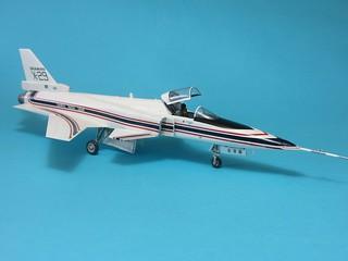 Hasegawa Grumman X-29_finish_9 | by dermot.moriarty