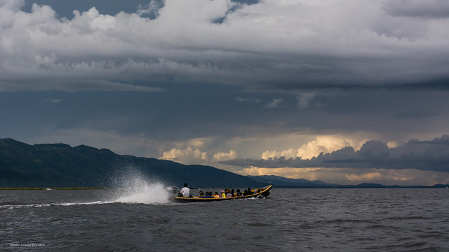 After storm (Inle Lake)