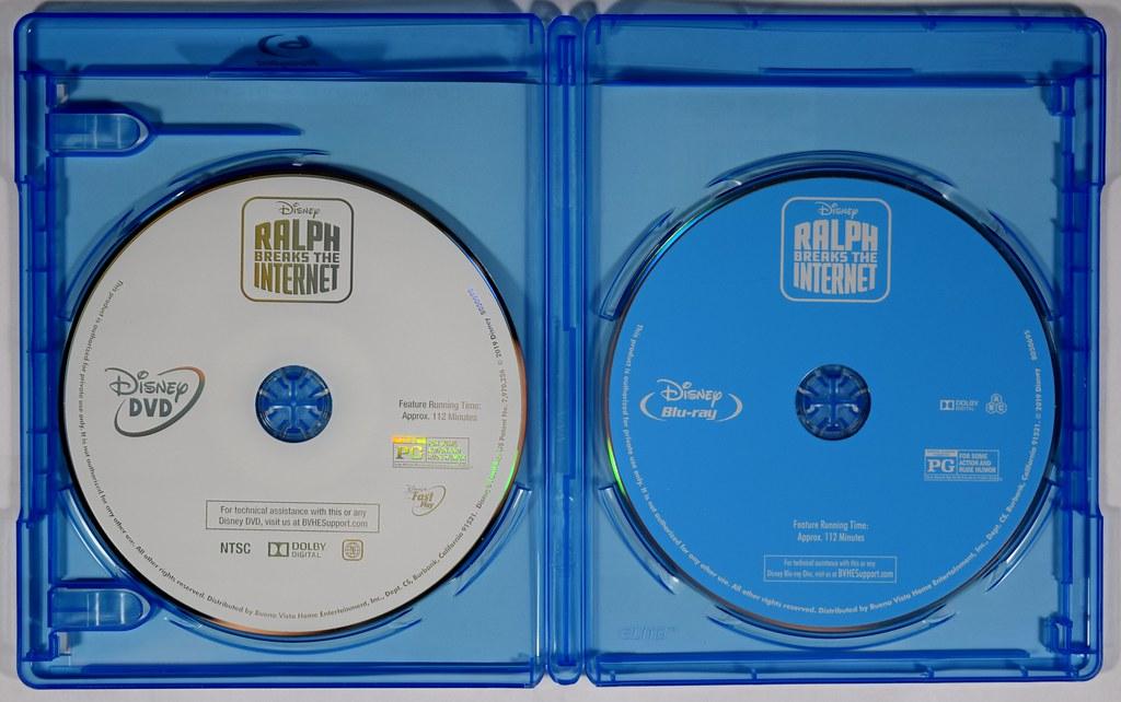 when is ralph breaks the internet on dvd