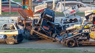 93B Joshua Trott, Meeanee Speedway, Hawkes Bay, NZ- 2/3/19