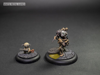 The Swamp Hag Zoraida & Voodoo Doll