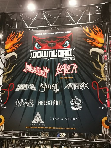 [Report] Download Festival Japan 2019