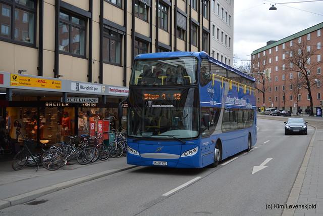 Volvo B8RLE Unvi Urbis