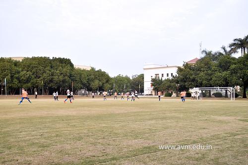 Inter House Football Competition 2018-19 1 (12) | by Atmiya Vidya Mandir