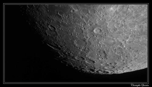 Lune /Cratères Tycho & Clavius