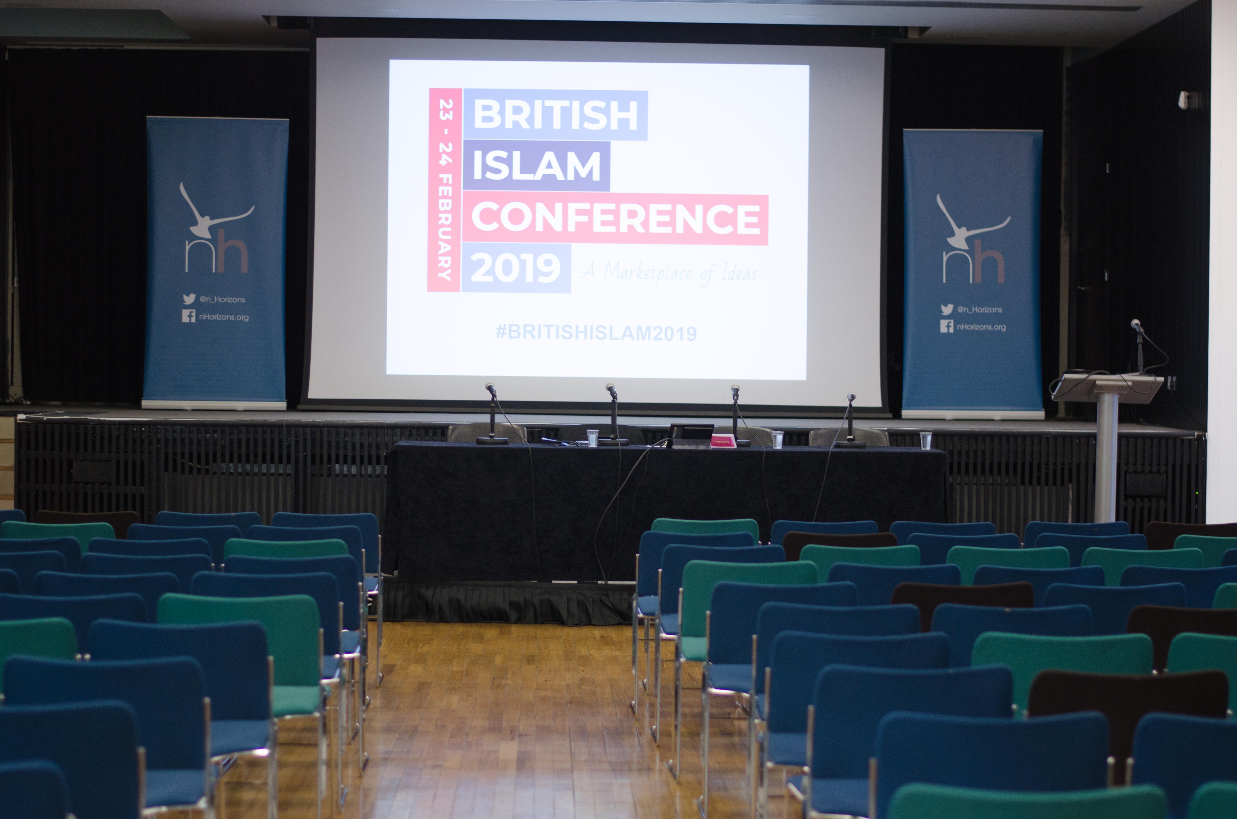 British Islam Conference 2019