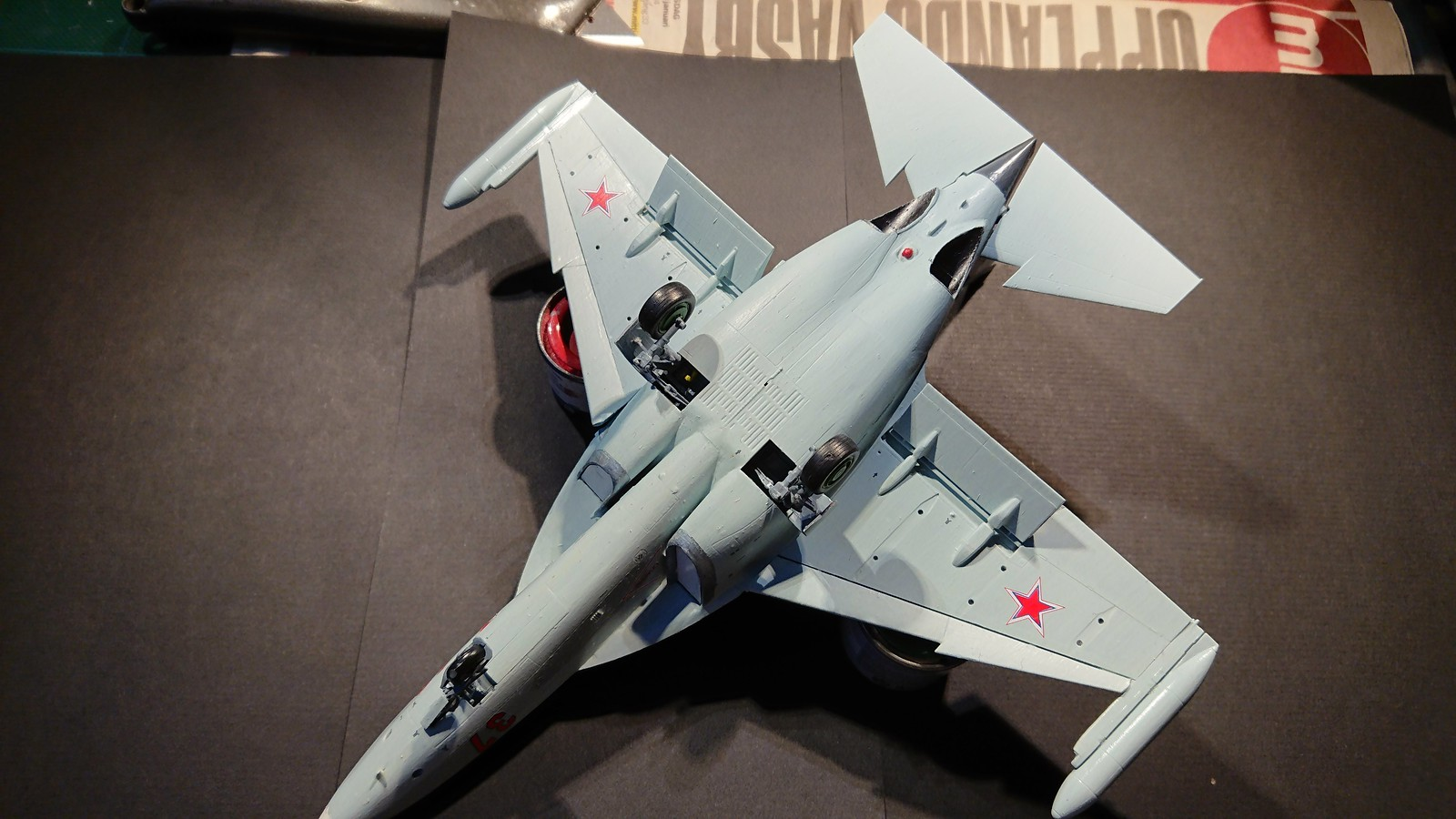 Ett par tumvantar - Yak-130 Mitten - Zvezda 1/48 - Sida 5 32634353847_cd1fdc2707_h