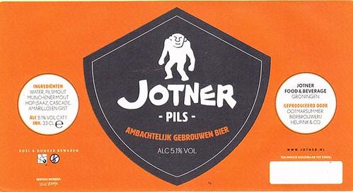 Netherlands - Brouwerij Jotner (Groningen) | by cigpack.at