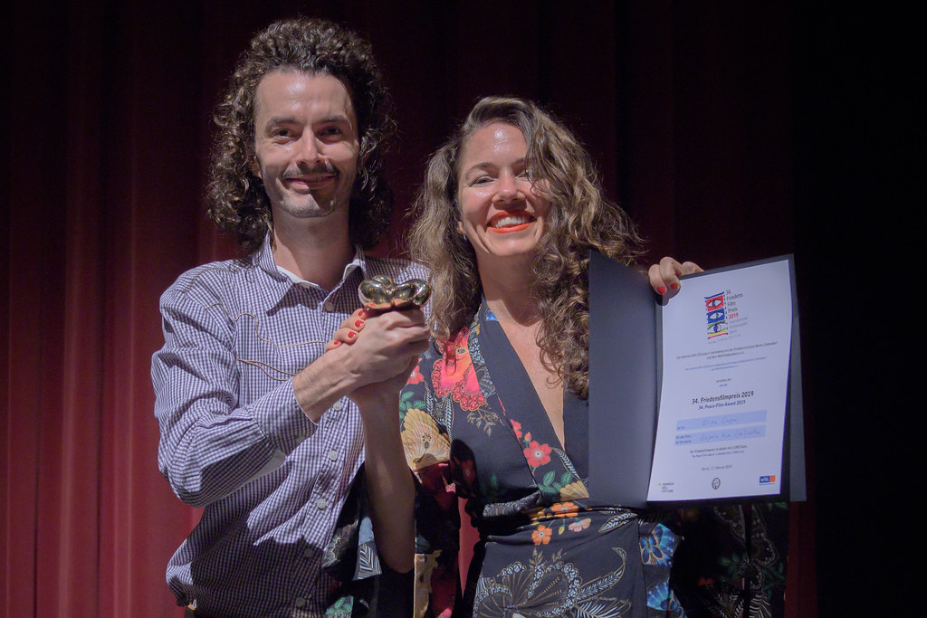 "Preisträger des Friedensfilmpreis 2019: ""Espero tua (re)volta"""