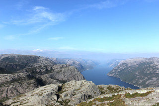 Preikestolen | by libelle_journey