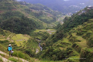 NFA - Aguian Viewpoint of the Banaue Rice Terraces | by Traveling Morion