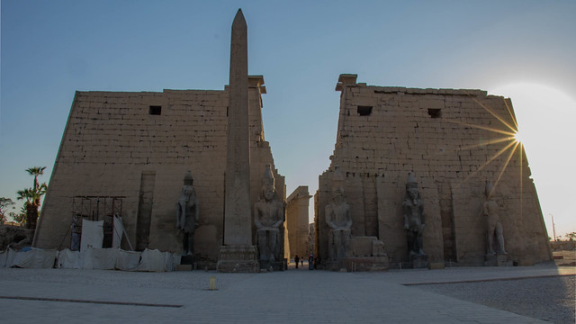 Luxor, Tempio di Luxor 01