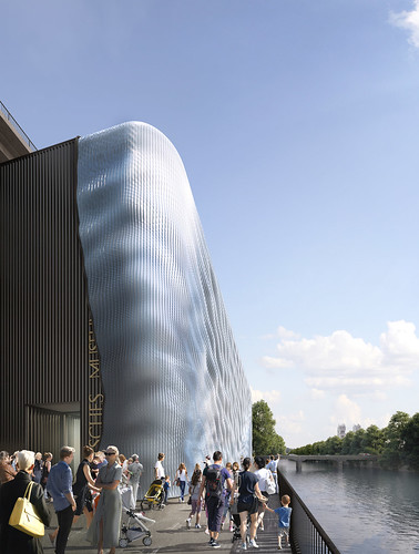 3F Studio - 慕尼黑德意志博物館3D列印立面 04 | by 準建築人手札網站 Forgemind ArchiMedia