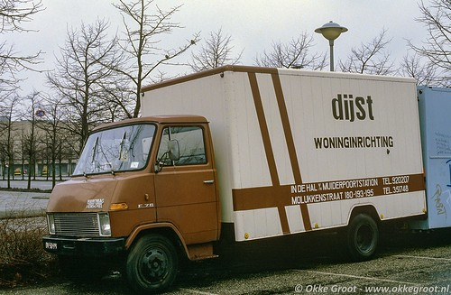 Nieuwendam, maart 1985